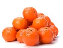 Tangerines Imagens de Stock Royalty Free