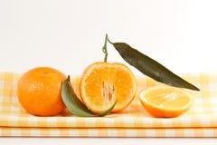 tangerines στοκ φωτογραφία