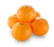 tangerines Στοκ εικόνα με δικαίωμα ελεύθερης χρήσης