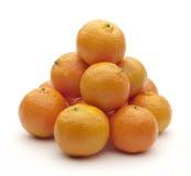 Tangerines Στοκ εικόνες με δικαίωμα ελεύθερης χρήσης