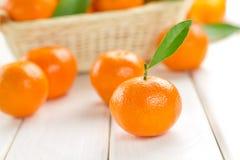 Tangerines Stock Photos