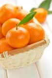 Tangerines Stock Photo