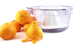 Tangerines Στοκ φωτογραφία με δικαίωμα ελεύθερης χρήσης