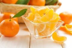 Tangerines Royalty Free Stock Photo