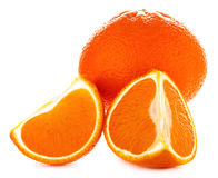 Tangerines стоковые изображения