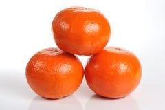 tangerines 3 Стоковые Фотографии RF