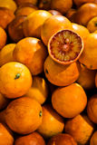 tangerines Imagem de Stock Royalty Free
