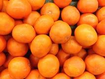 tangerines Arkivfoto