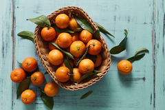 Tangerines Stock Images