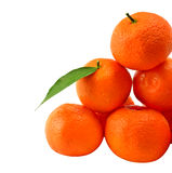 tangerines Foto de Stock