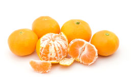 tangerines Стоковые Фото