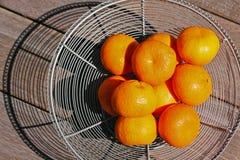 tangerines Zdjęcie Stock