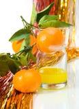 Tangerines Fotos de Stock