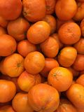 Tangerines background Royalty Free Stock Photography
