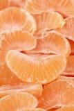 Tangerines descascados Fotos de Stock