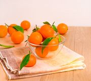 Tangerines doces foto de stock royalty free