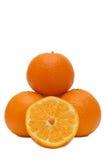 Tangerines frescos Fotos de Stock