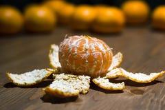 Tangerines Stock Image