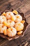 Tangerines Royalty Free Stock Photos