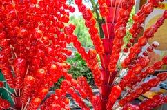 Tanghulu Stock Photo