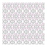 Tangier grid 13. Vector illustration of tangier grid Royalty Free Illustration