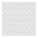 Tangier grid 17. Vector illustration of tangier grid Royalty Free Illustration