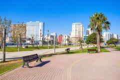 Tangier i Marocko Arkivfoto