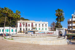 Tangier i Marocko Royaltyfria Foton