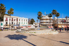 Tangier i Marocko Fotografering för Bildbyråer