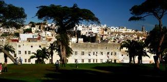Tangier Kasbah Stock Images