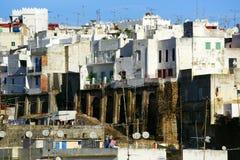 Tangier Kasbah Lizenzfreies Stockbild