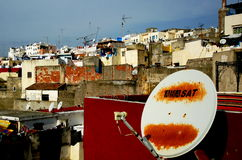 Tangier Kasbah Royalty Free Stock Photography