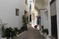 Tangier Kasbah Medina Στοκ Φωτογραφίες