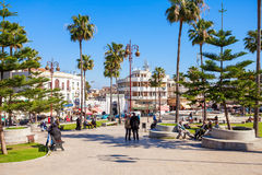 Tangier in Morocco Royalty Free Stock Photography