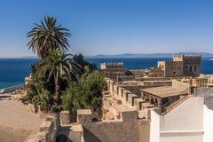 Tangier's medina Stock Photo