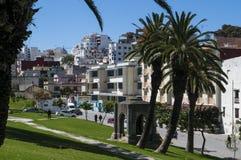 Tangier Tangiers, Tanger, Marocko, Afrika, Nordafrika, Maghreb kust, kanal av Gibraltar, medelhav, Atlantic Ocean Arkivfoton