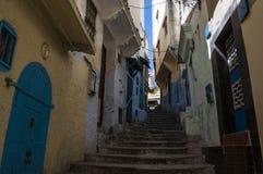Tangier Tangiers, Tanger, Marocko, Afrika, Nordafrika, Maghreb kust, kanal av Gibraltar, medelhav, Atlantic Ocean Royaltyfria Foton