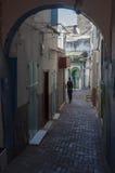 Tangier Tangiers, Tanger, Marocko, Afrika, Nordafrika, Maghreb kust, kanal av Gibraltar, medelhav, Atlantic Ocean Arkivbilder