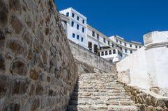 Tangier, Tangiers, Tanger, Maroko, Afryka, afryka pólnocna, Maghreb wybrzeże, cieśnina Gibraltar, morze śródziemnomorskie, Atlant Zdjęcie Stock
