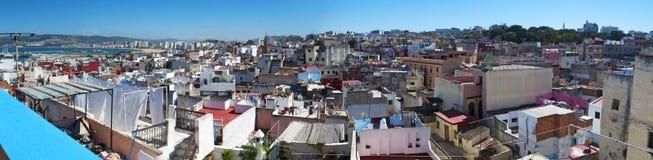 Tangier, Tangiers, Tanger, Maroko, Afryka, afryka pólnocna, Maghreb wybrzeże, cieśnina Gibraltar, morze śródziemnomorskie, Atlant Obrazy Stock