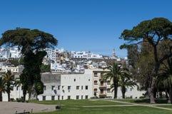 Tangier, Tangiers, Tanger, Maroko, Afryka, afryka pólnocna, Maghreb wybrzeże, cieśnina Gibraltar, morze śródziemnomorskie, Atlant Zdjęcia Royalty Free
