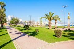 Tangier w Maroko Obraz Stock