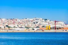 Tangier w Maroko Zdjęcia Royalty Free