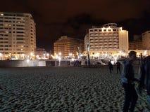 Tangies к ноча стоковое изображение rf