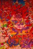 tangka искусства Стоковое фото RF