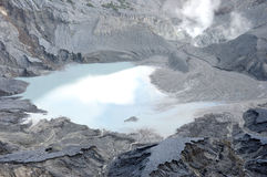 Tangkuban Perahu Mountain Stock Images
