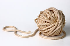 Tangle rope Stock Photo
