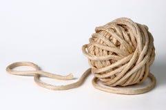 Tangle rope stock photo