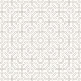 Tangled Eastern Pattern Stock Image