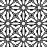 Tangled Eastern Pattern Royalty Free Stock Image